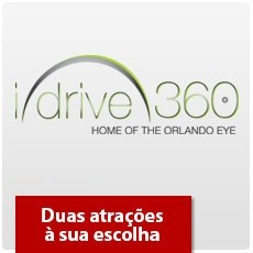 I-Drive 360: The Coca Cola Orlando Eye E SEA LIFE